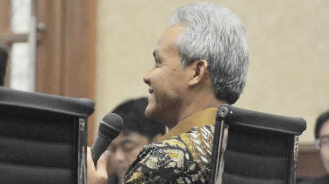 Nama Ganjar Pranowo Hilang Dalam Dakwaan Setya Novanto, Ini Penjelasan Jaksa KPK