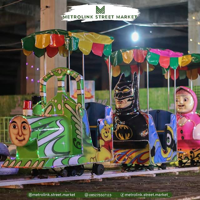 Metrolink Street Market Medan Tempat Nongkrong Medan