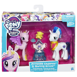 MLP Family Moments Shining Armor Brushable Pony