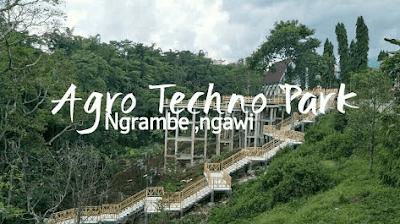 Tempat Wisata Mangkleng Park Ngrambe Ngawi