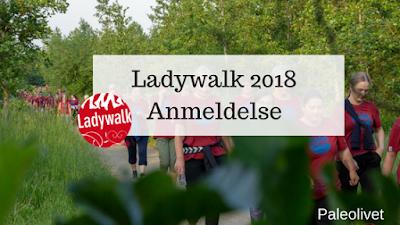 anmeldelse ladywalk 2018
