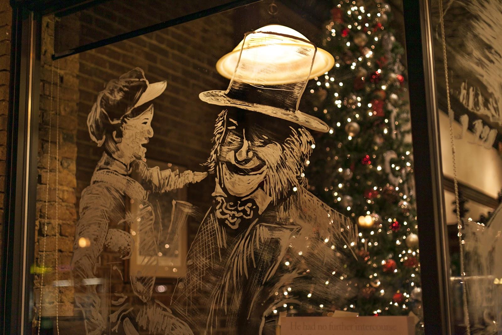 NGS Christmas Painted Wonder Window Display ideas - NGS ...