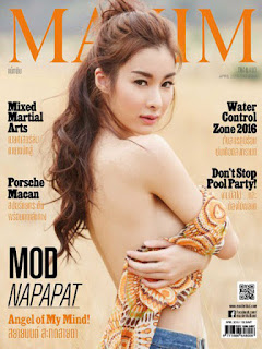 Maxim Tailandia-Abril 2016 PDF Digital