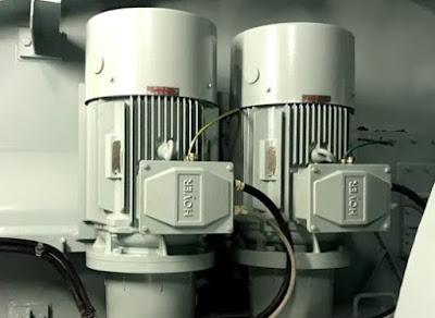 Судовые электроприводы с асинхронными двигателями