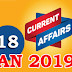 Kerala PSC Daily Malayalam Current Affairs 18 Jan 2019