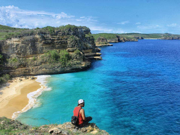 Serunya Plesir ke 4 Tempat Wisata di Lombok yang Masih Tersembunyi