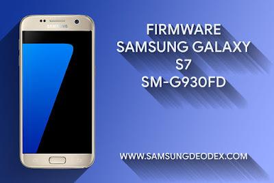 Samsung Firmware G930FD S7 2016