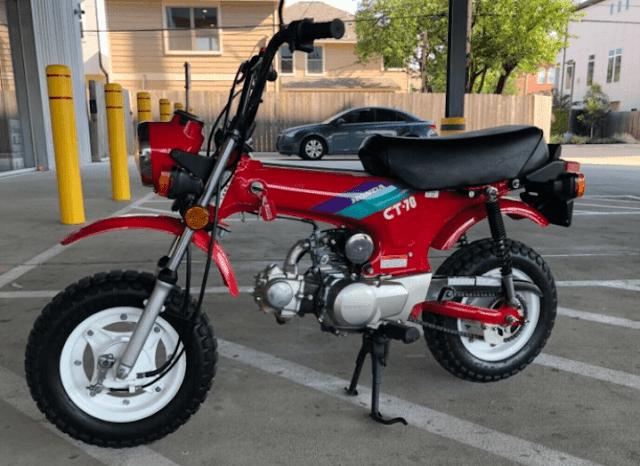 1994 Honda CT70