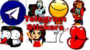 Telegram Stickers Pack Download