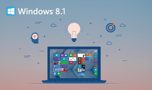 تحميل ويندوز Windows 8.1 Pro نسخة 64 بت بصيغة ISO
