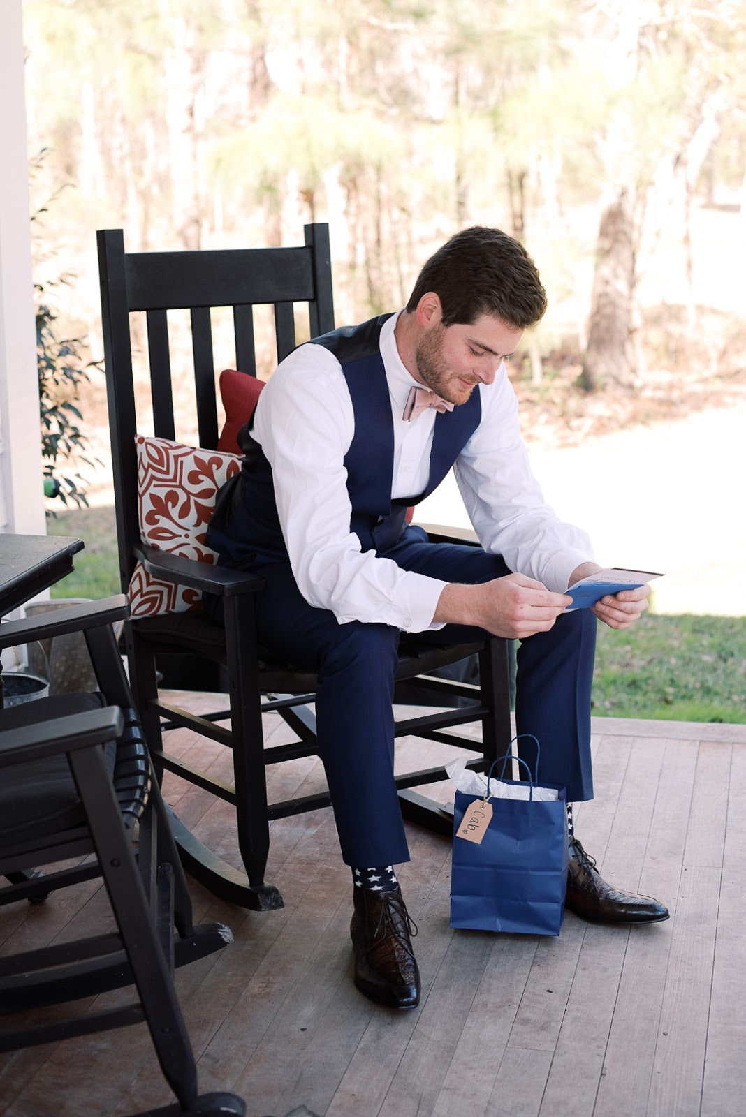 Wedding Gift for Husband - Chasing Cinderella