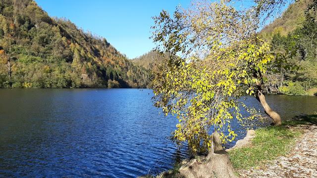 giro lago di levico