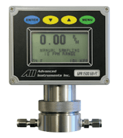 Analytical Industries Oxygen Monitors for Glove Boxes and Nitrogen Generators