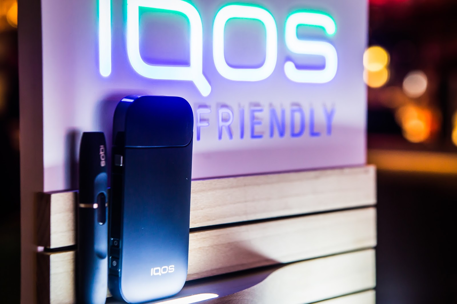IQOS - A Smoking Solution? | The Life of M