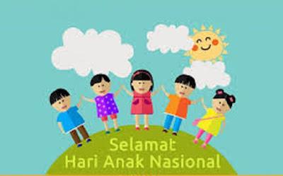 Sejarah Hari Anak Nasional     Sejarah Hari Anak Nasional – Peringatan HAN ( Hari Anak Nasional ) dilaksanakan setiap tanggal 23 Juli sesuai dengan Keputusan Presiden Republik Indonesia Nomor 44 Tahun 1984 tanggal 19 Juli 1984. Peringatan Hari Anak diselenggarakan pada tanggal yang berbeda-beda di berbagai negara. Peringatan Hari Anak Internasional dilaksanakan setiap 1 Juni, Peringatan Hari Anak Universal dilaksanakan setiap 20 November dan ditetapkan oleh PBB sebagai hari anak-anak sedunia. Organisasi anak di bawah PBB adalah UNICEF, peringatan hari anak sedunia pertama kali diselenggarakan pada bulan Oktober tahun 1953. Pada 14 Desember 1954, Majelis Umum PBB melalui sebuah resolusi mengumumkan satu hari tertentu dalam setahun sebagai hari anak se-dunia yaitu pada tanggal 20 November. Setiap Negara dapat merayakan Hari Anak pada tanggal yang berbeda-beda, tetapi Peringatan Hari Anak tetap memiliki tujuan yang sama yaitu menghormati hak-hak anak.  Sejarah hari anak nasional berawal dari gagasan Presiden Soeharto yang menilai anak-anak sebagai aset dalam kemajuan bangsa, sejak tahun 1984 berdasarkan Keputusan Presiden RI No 44 tahun 1984, ditetapkan setiap tanggal 23 Juli sebagai Hari Anak Nasional (HAN). Instruksi Presiden No. 2 tahun 1989 tentang Pembinaan Kesejahteraan Anak sebagai landasan hukum terciptanya Dasawarsa Anak Indonesia 1 pada tahun 1986 - 1996 d