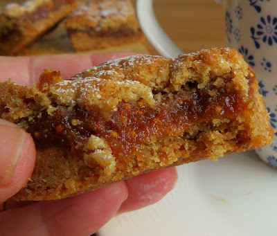 Delicious Fig Bars