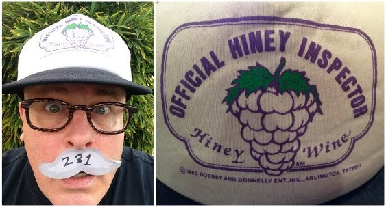Adam's Riff: Project Cubbins: Hat 231 - Hiney Head Edition