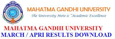 MGU Nalgonda Degree Results 2017 MGU UG.PG. BE.d Results 2017