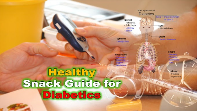 Healthy Snack Guide for Diabetics