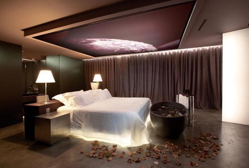 the vine hotel in madeira interior bedroom design 01