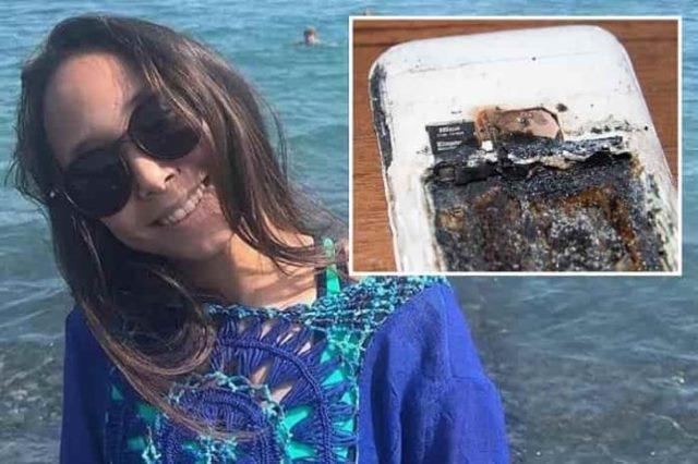 Celular explode debaixo de travesseiro e menina de 14 anos morre