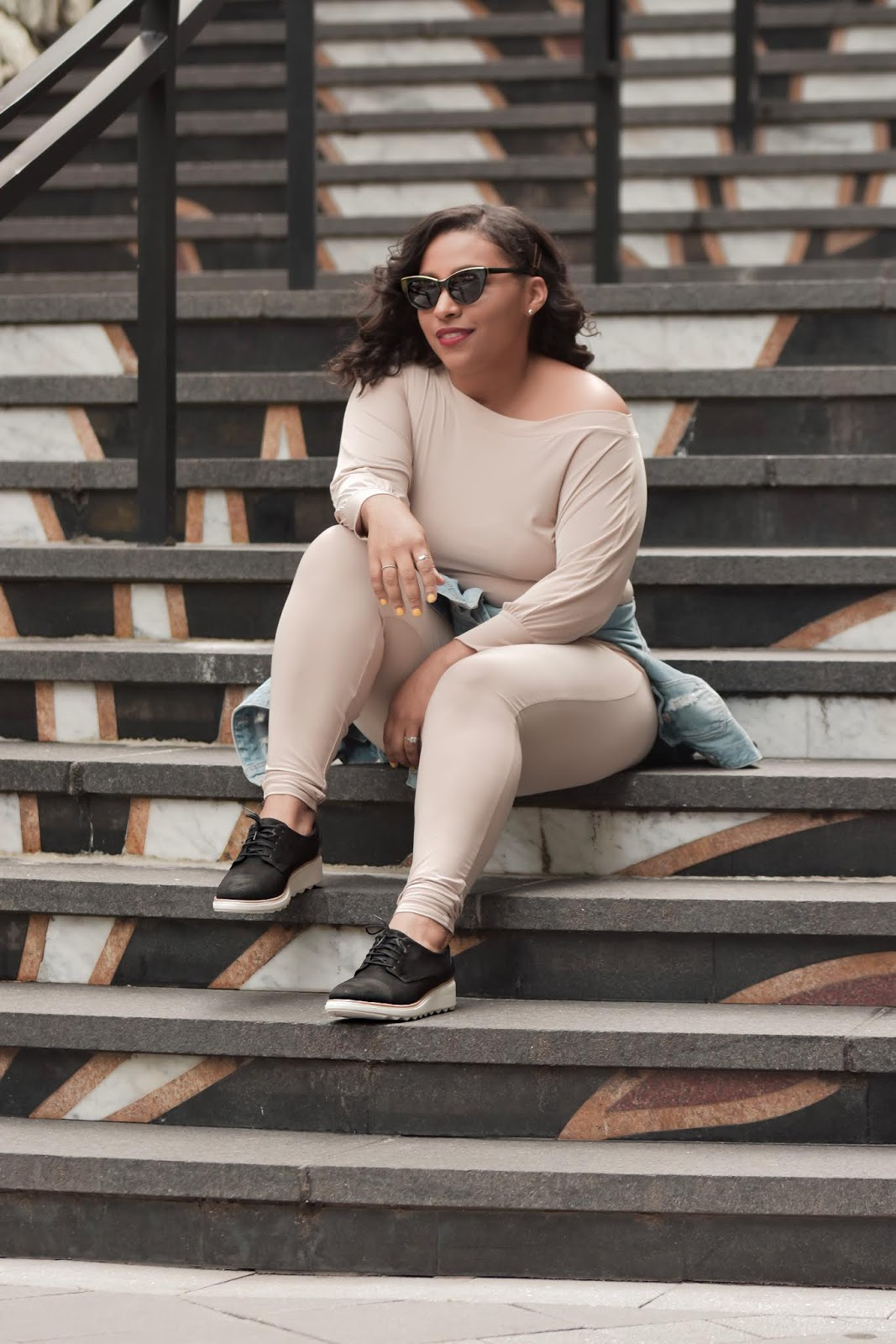 Femme Luxe, luxe gal, one piece, jumpsuit, preppy outfit ideas, neutral colors