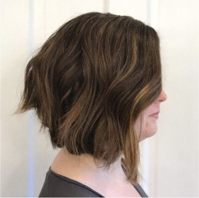 short layered hairstyles 2020