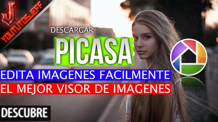Como Descargar PICASA | El MEJOR VISOR DE IMAGENES | EDITA IMAGENES FACILMENTE