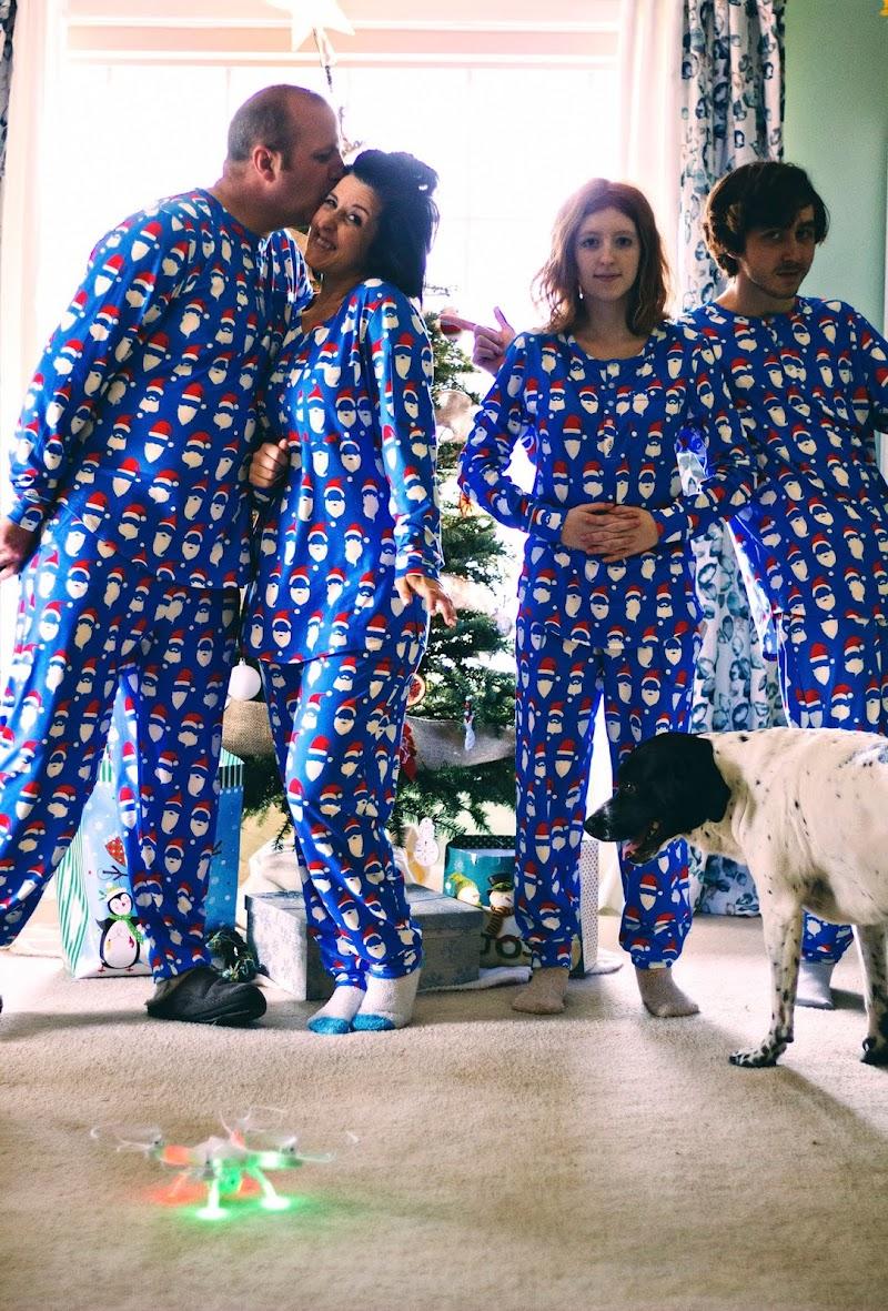 { Shinesty Christmas Pajamas - AD }
