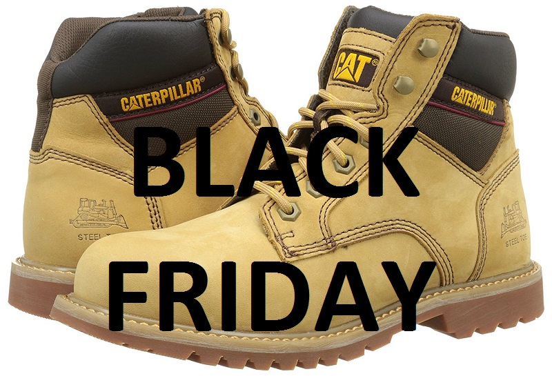 3f403bc696e CAT Footwear Black Friday Deals safety boots in SA #BlackFriday ...