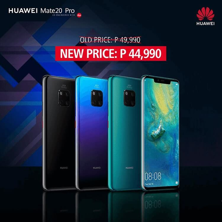 Huawei Mate 20 Pro, Nova 3i, and Y9 (2019) Price Drops Announced!