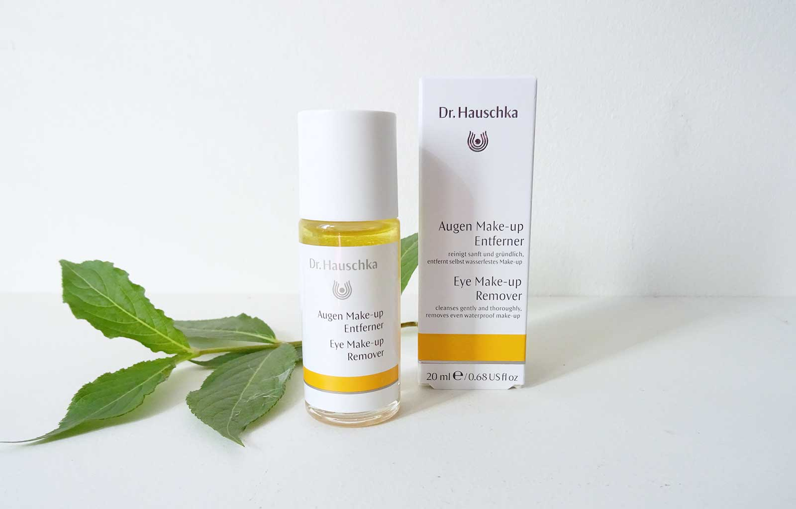 Dr Hauschka démaquillant yeux
