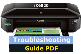 iX 6820 Troubleshooting Guide PDF