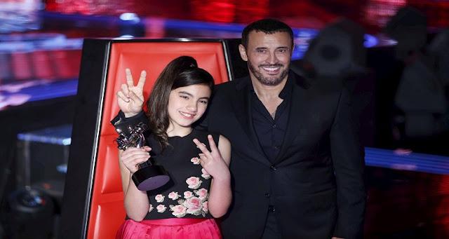 """الطفل أحمد السيسي يفجر مفاجأة  ويكشف بالدليل القاطع الشخص الذي أمر إدارة MBC بفوز """" لين حايك"""""""