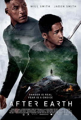 After Earth Movie 2013 Poster