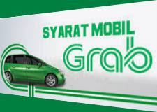 Syarat Pendaftaran Grab Car