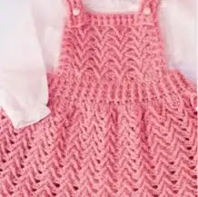 Vestido Braga a Crochet