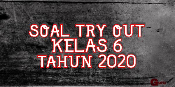 GAMBAR LATIHAN Soal try Out usbn KELAS 6 TAHUN 2020