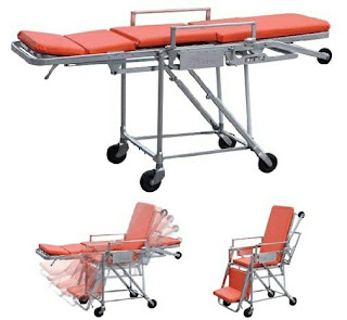 harga brankar ambulance