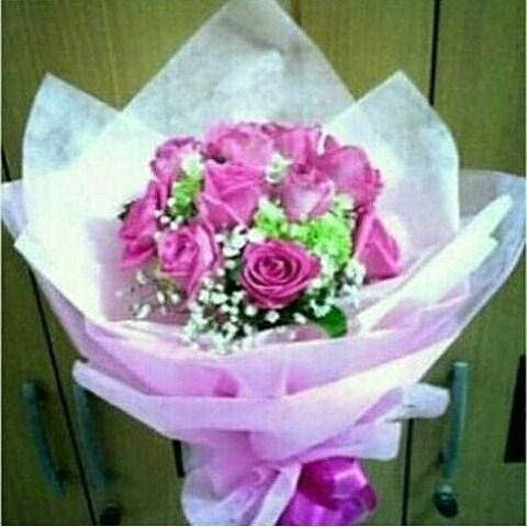 Karangan Bunga Tangan Hand Bouquet 022