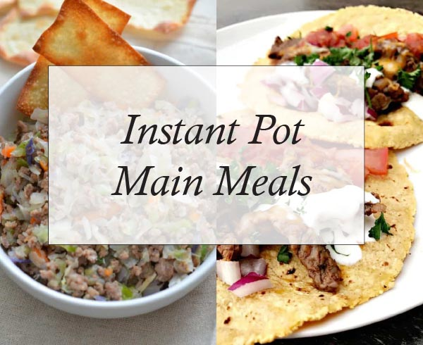 Pressure Cooker Main Meals You Must Try