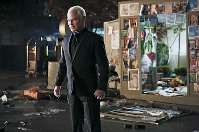 Arrow 4x23 Damien Darhk