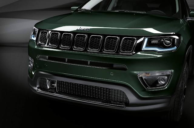 Novo Jeep Compass 2021 1.3 Turbo Automático
