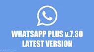 Download WhatsApp Plus v.7.30 Latest Version Android