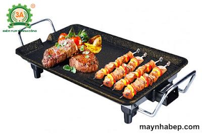 Nên mua bếp nướng điện loại nào
