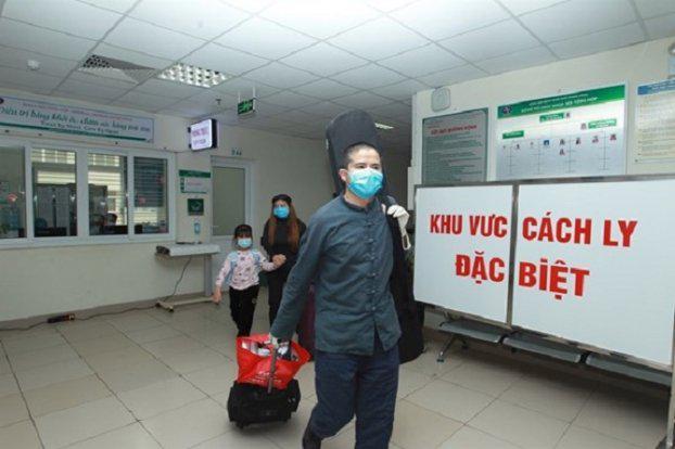 Hà Nội: Đã có 39 người mắc COVID-19, còn cách ly hơn 8.000 người