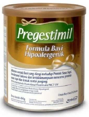 Mead Johson Pregestimil Formula Bayi Hipoalergenik