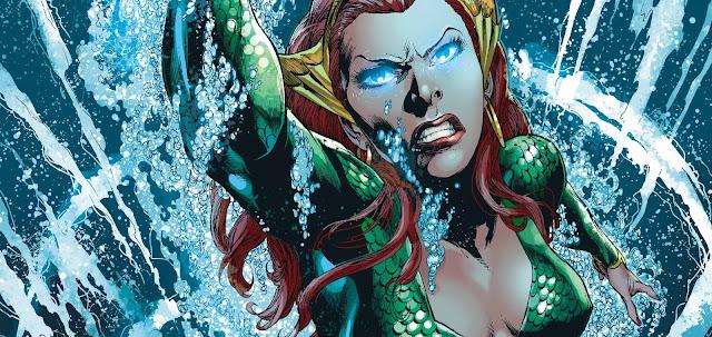 Mera DC Comics
