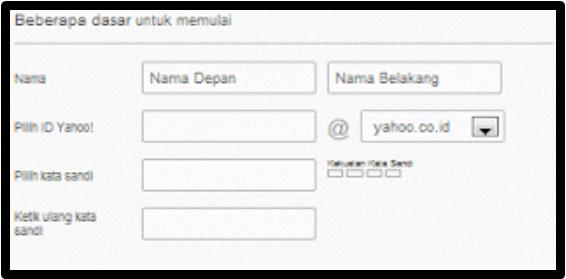 Cara Membuat Email Yahoo Baru Dengan Cepat Mudah3