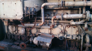 second hand, , marine, genset, low running hours